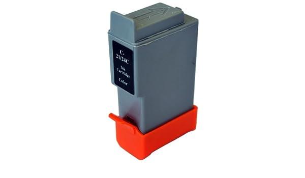 Impresora tinta color compatible para Canon BCI-21 BCI-24 BCI21 ...