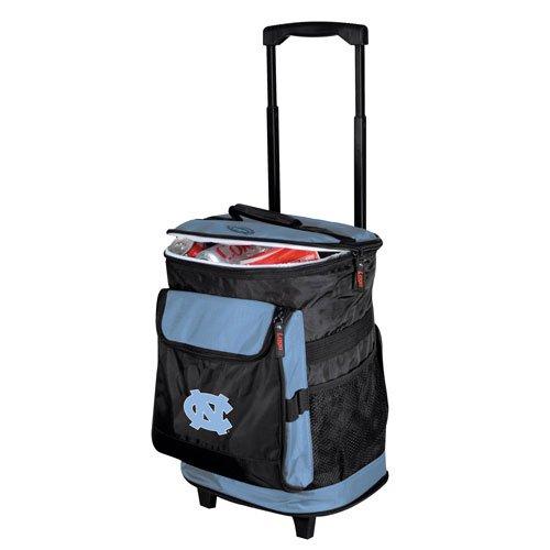 (Logo Chair North Carolina Tar Heels NCAA Rolling Cooler LCC-185-57)