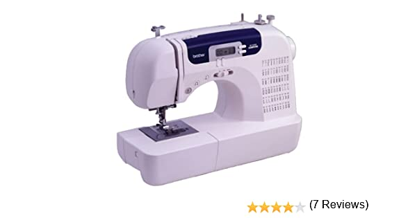 BROTHER Máquina de Coser BC de 2500: Amazon.es: Hogar