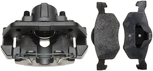 Loaded Remanufactured ACDelco 18R2059 Professional Front Driver Side Disc Brake Caliper Assembly with Pads