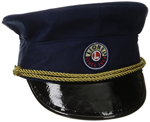Lionel Deluxe Adult Conductor Hat ()