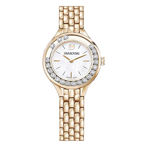 Swarovski Lovely Crystals Mini Rose Gold Tone Ladies Watch 5261496 ()