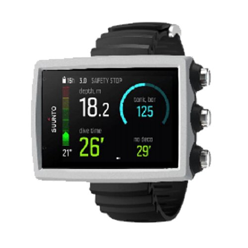 (SUUNTO Eon Core Wrist Computer with USB, Eon Core Lime, Without Transmitter)