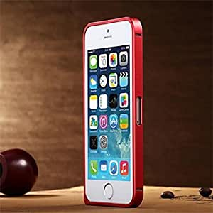 iPhone 5/iPhone 5S compatible Metallic Bumper Frame , Gray