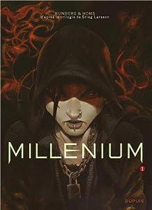 """vignette de '""""Millenium"""" n° 1<br /> Les hommes qui n'aimaient pas les femmes (Sylvain Runberg)'"""