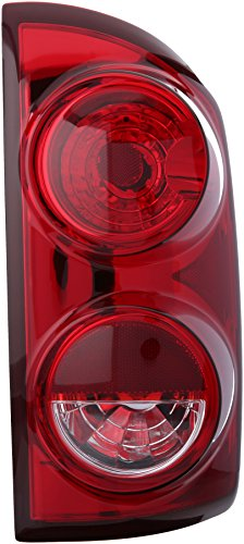 TYC 11-6241-00-1 Dodge Right Replacement Tail Lamp