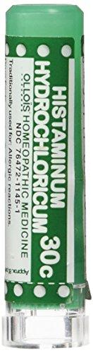 Ollois Lactose Free 30C Pellets Homeopathic Medicines, Histaminum Hydrochloricum, 80 Count.