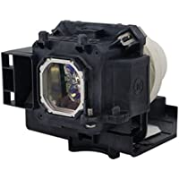 AuraBeam NEC NP17LP Projector Replacement Lamp with Housing