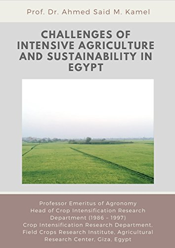 CHALLENGES OF INTENSIVE AGRICULTURE AND SUSTAINABILITY IN