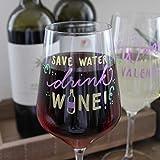 Washable Wine Glass Markers by VersaChalk - 7