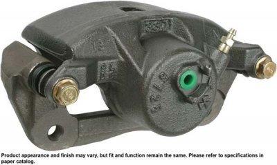 Unloaded Brake Caliper Cardone 19-B2663 Remanufactured Import Friction Ready