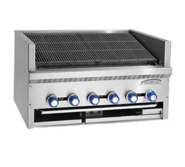 Imperial IABR-60 Steakhouse Charbroiler ()