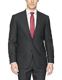 Kenneth Cole REACTION Men's Techni-Cole Stretch Slim Fit Suit Separate Jacket