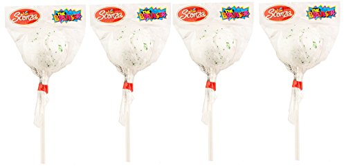 Sconza Big Pops -Jawbreakers on a Stick 4 Count