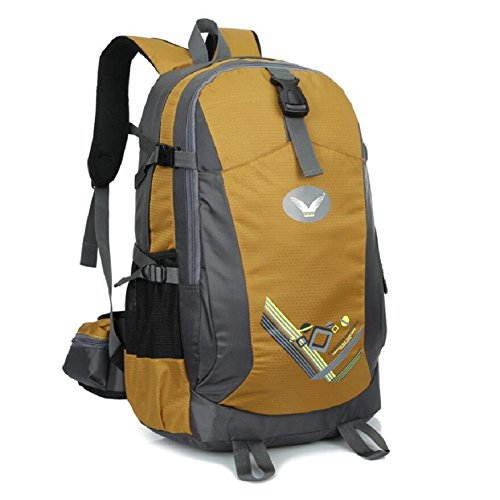 amp;J solid backpack Outdoor backpack wear mountaineering trip climbing nylon bag adjustable D purpose ZC shoulder material hiking multi BSdUqwnBOH