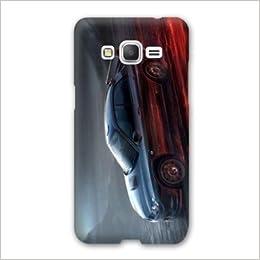 Amazon.com: Case Carcasa Samsung Galaxy Grand Prime Voiture ...