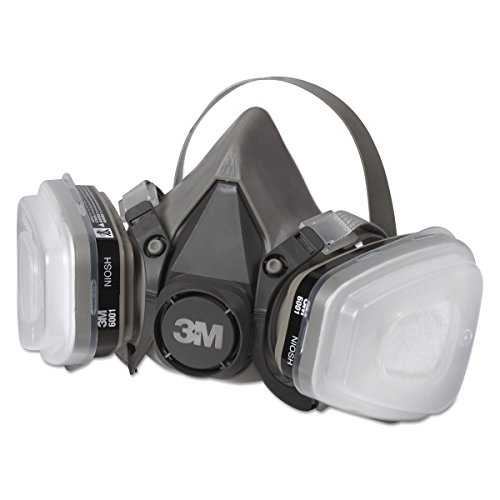 3M Paint Project Respirator Small