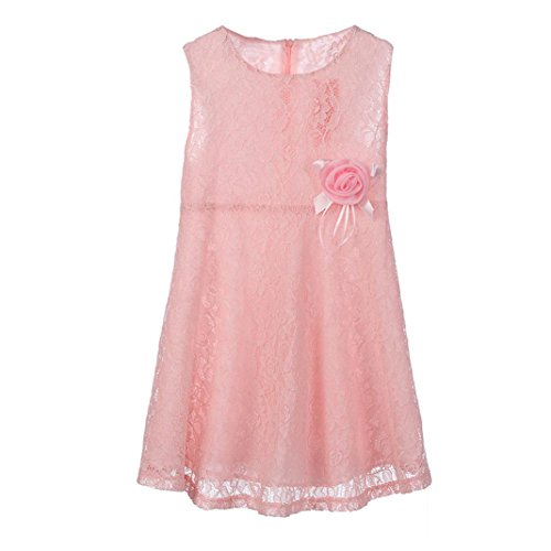 hot-sale2-7-years-old-girls-kids-full-lace-floral-one-piece-dress-child-princess-party-dress-pink-4t