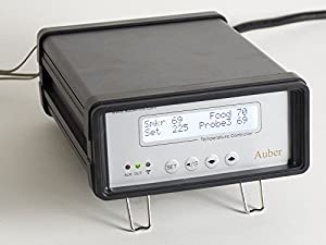 WIFI Electric Smoker Temperature Controller, 2 Probes, 1800 Watts by Auber Instruments