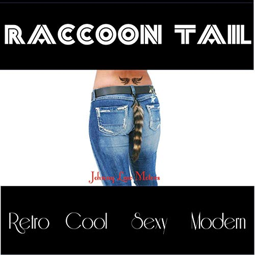 Raccoon Tail at MegaCostum com - Halloween Costume Store