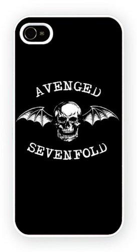 Avenged Sevenfold, iPhone 4 4S, Etui de téléphone mobile - encre brillant impression