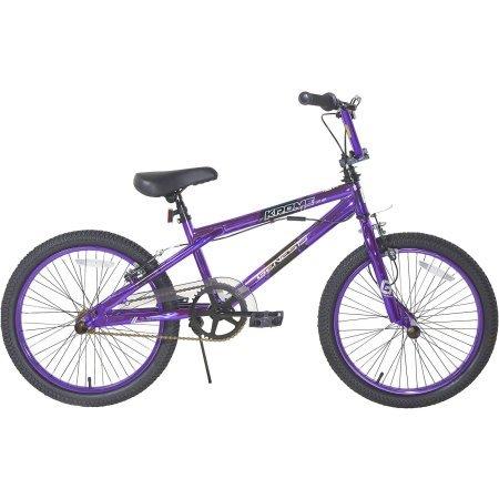 20'' Genesis Girls' Krome 2.0 Bike, Purple by Genesis