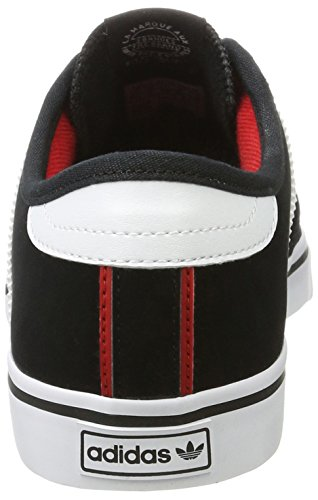 Homme White Noir Baskets footwear Black core Adidas Basses scarlet Seeley q8wOfcg8tT