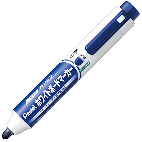 (Pentel whiteboard marker handy MWXN5M-C 10 pcs set blue)