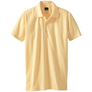 Greg Norman Collection Boy's Protek Micro Pique Polo Shirt