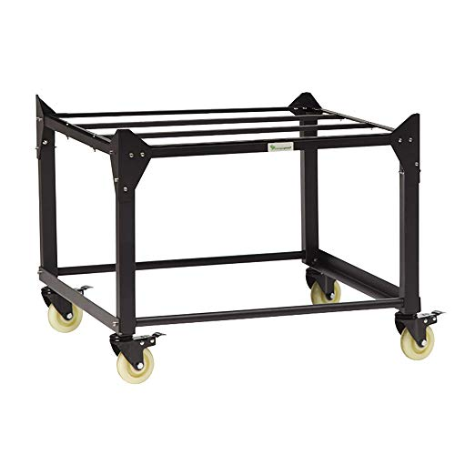 Vegepod Medium Trolley Stand with Wheels, Raises Medium Container to Waist Height 39.4in (1m)