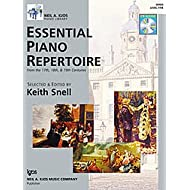 GP455 - Essential Piano Repertoire of the 17th, 18th, & 19th Centuries Level 5 by Keith Snell (2007-04-04)