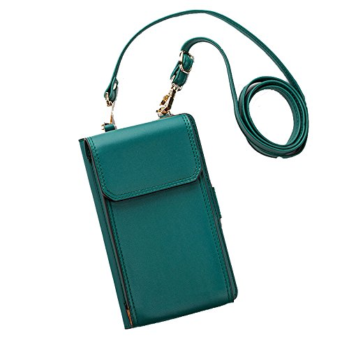 Bags Mini purse Small Cross Women Bags OYIGE size Green Shoulder for Coin Body RxTwSgq