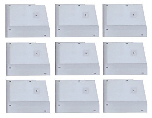 Dixie Narco 12 oz Cans Shims for 5591 Glass Front Vending Machine Qty 9 - W212-1 by Vending-World