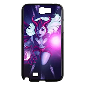 Samsung Galaxy N2 7100 Cell Phone Case Black Defense Of The Ancients Dota 2 VENGEFUL SPIRIT 005 VS5399975