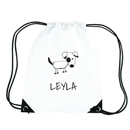 JOllipets LEYLA Turnbeutel Sport Tasche PGYM5623 Design: Hund PElTfs