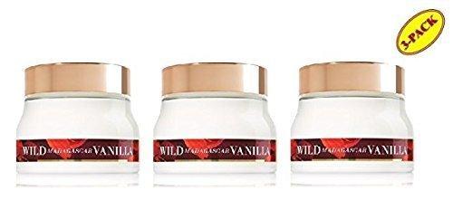 - Lot of 3 Bath & Body Works Wild Madagascar Vanilla Souffle 8 Oz Each (Wild Madagascar Vanilla)
