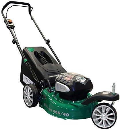 Güde batería Cortacésped Trike 405/40–2.5s 5S, Verde, Negro