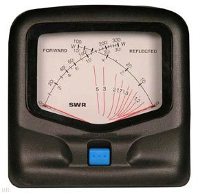 VHF-UHF SWR / RF POWER Meter, Cross-Needle 140-525Mhz - - Cross Needle