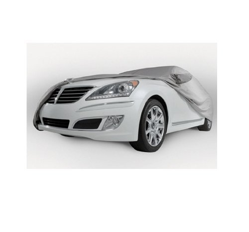 Genuine Hyundai Accessories 3N026-ADU00 Gray Vehicle Cover for Hyundai Equus