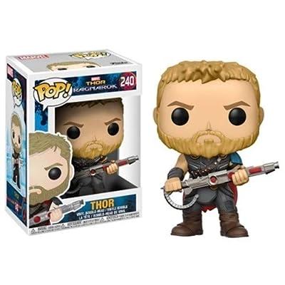 Pop! Marvel: Thor Ragnarok - Thor Gladiator Suit: Funko Pop! Marvel:: Toys & Games