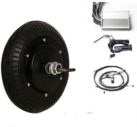 GZFTM Kit de roulement électrique pour Skateboard 8' 400 W 24 V