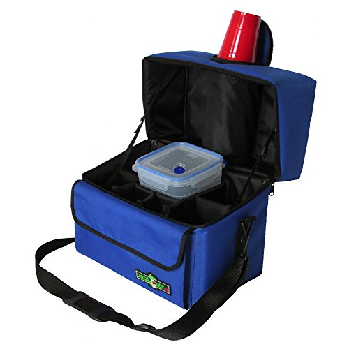 Case Insulated Cocktail (Walkabout Cocktail Gator - Blue)