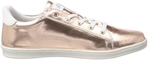 s.Oliver Mädchen 43205 Sneaker pink (rose/gold)