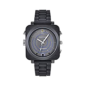 Wifi Wireless Security Camera Smart Wristwatch F27 FOXWEAR Wifi Watch with Night Vision Remote Monitoring on Android Phones&iPhones&PC