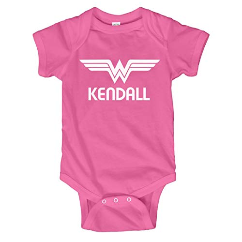 FUNNYSHIRTS.ORG Superhero Halloween Baby Kendall: Infant -