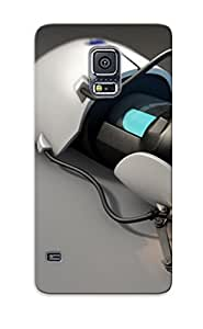 Hot New Portal Gun Case Cover For Galaxy S5 With Perfect Design