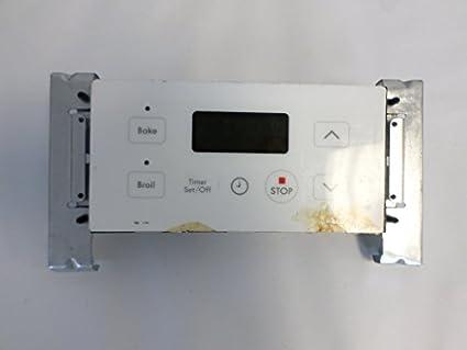 316222811 - Sears Aftermarket horno estufa gama reloj temporizador Control Board: Amazon.es: Amazon.es