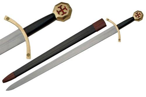 Knights Templar Weapons - Szco Supplies Knight of Templar Sword