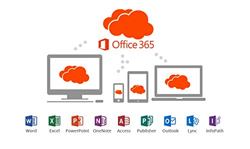 Microsoft office 365 Lifetime License for 5 devices , Windows, Mac