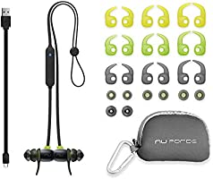 Optoma Nuforce BE Sport4 Cuffie Auricolari Wireless 4a0f4f633fa7
